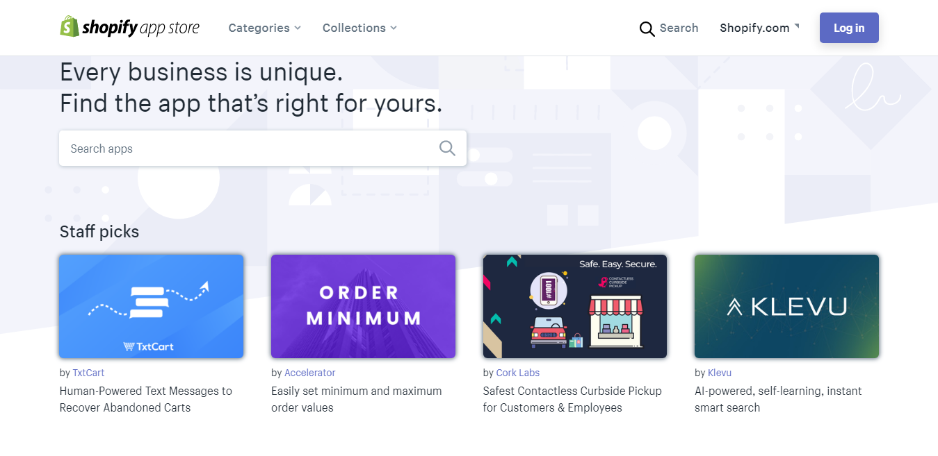 Shopify Apps and learning