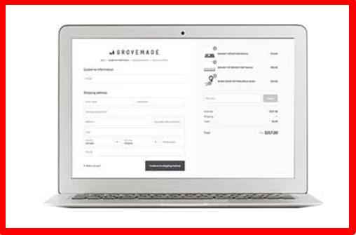 Shopify - Shipping