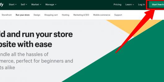 Shopify - Website Builders