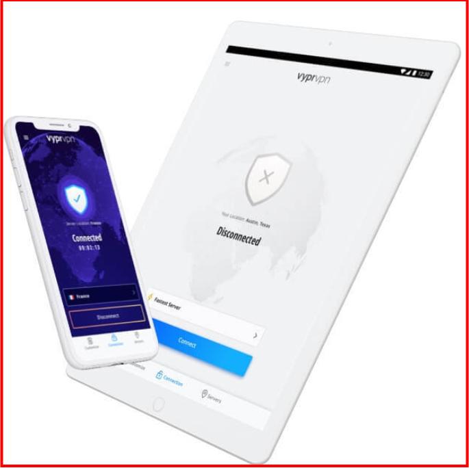 VyprVPN - Features App