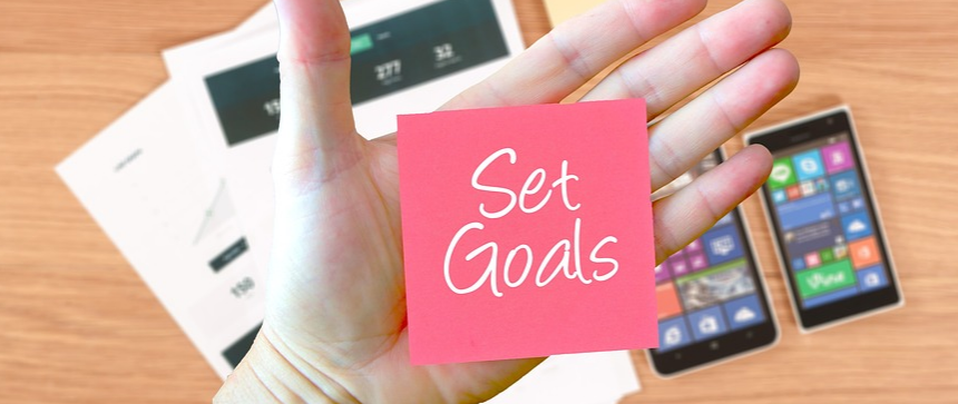 Why Writing down your goals is Important