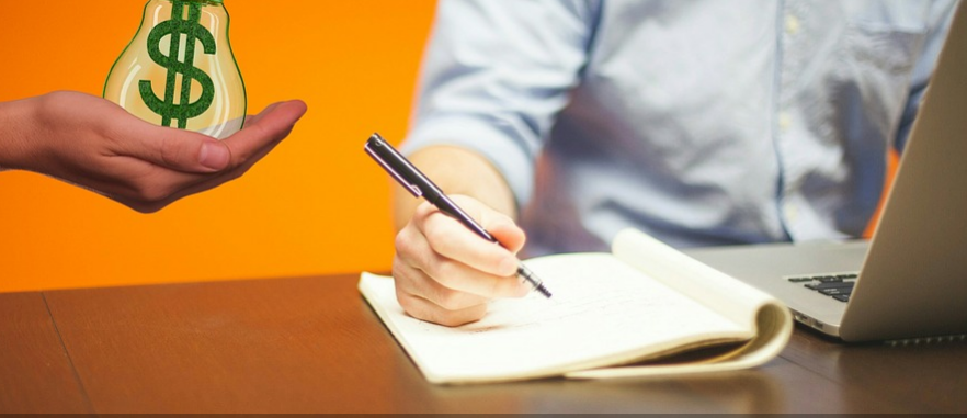 Writing down your goals will help you achieve bigger goals