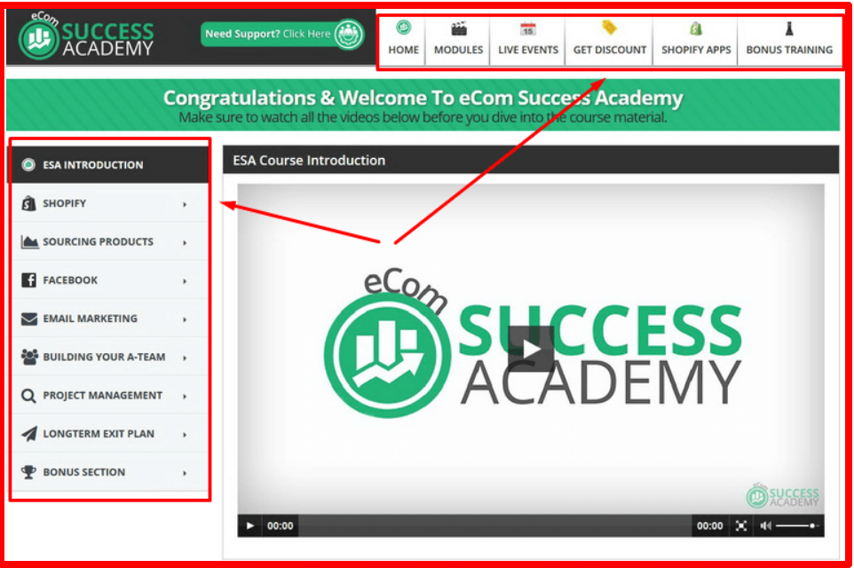 eCom_Success - All Course