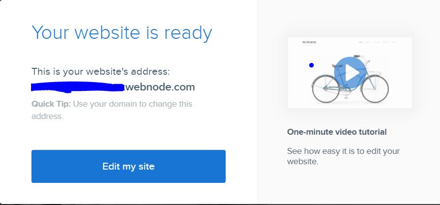 Edit My Site