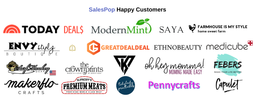 SalesPop Customer Reviews