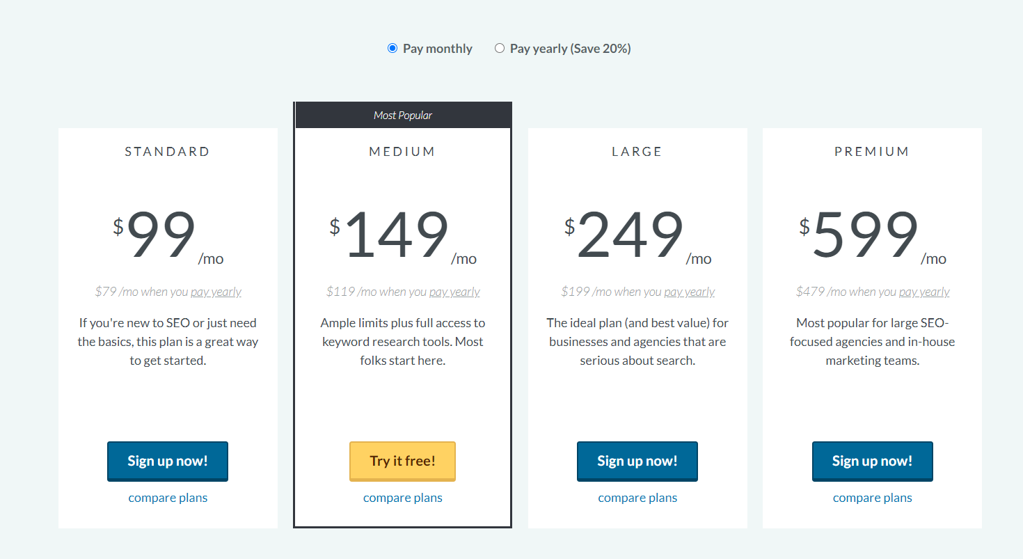 Best Shopify Tools To Spy On your Competitors - Moz Pricing