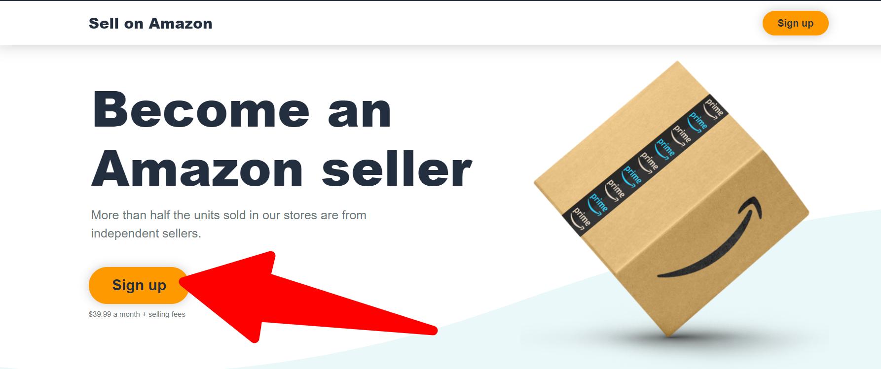 Amazon_ Sell