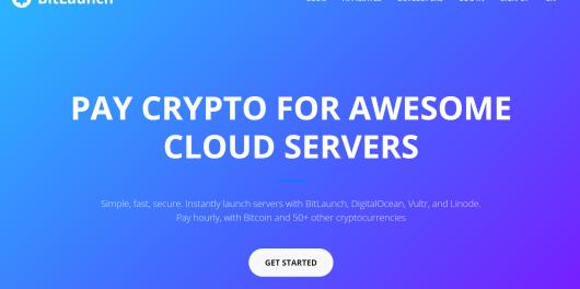 Bitlaunch Bitcoin VPS Hosting