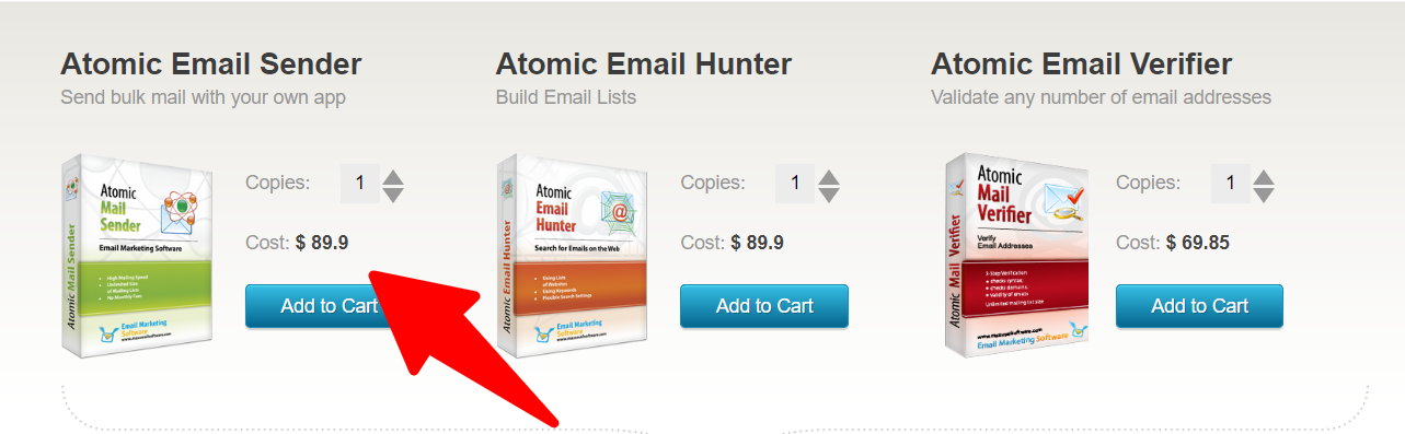 Buy-license-for-Email-Marketing- Pricing