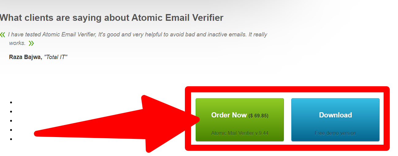 Email-Verifier- Pricing