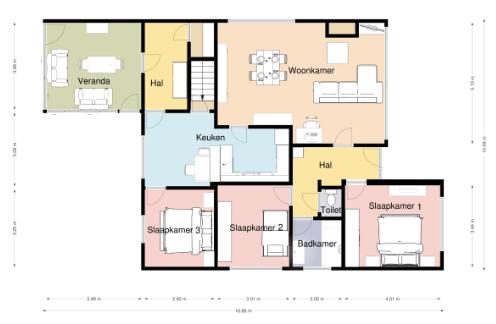 Floorplanner-First Floor Floor Plan