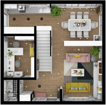 Floorplanner-One click