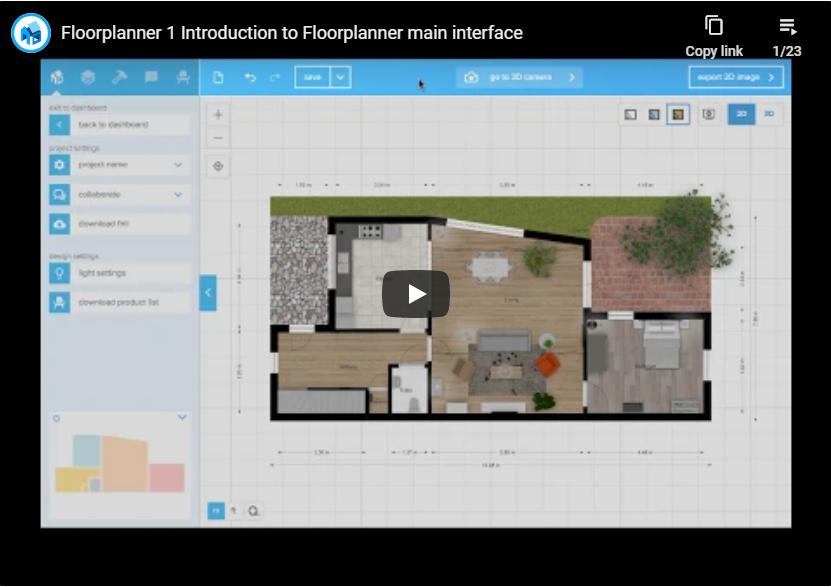 Floorplanner-Support