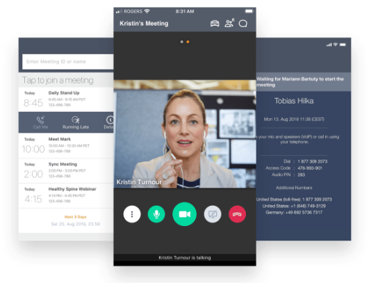 GoToMeeting-Mobile conferencing