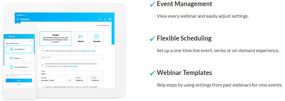 GoToWebinar-Easy Planning