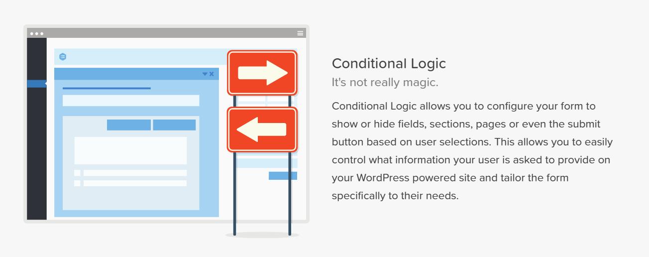 Gravity - Conditional Logic