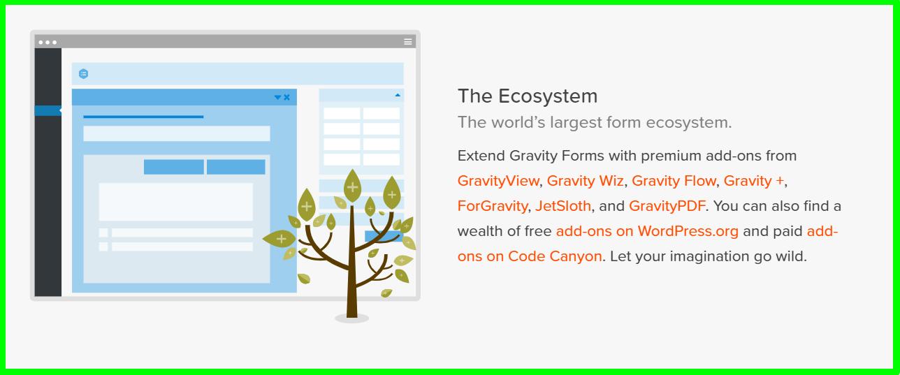 Gravity - Ecosystem