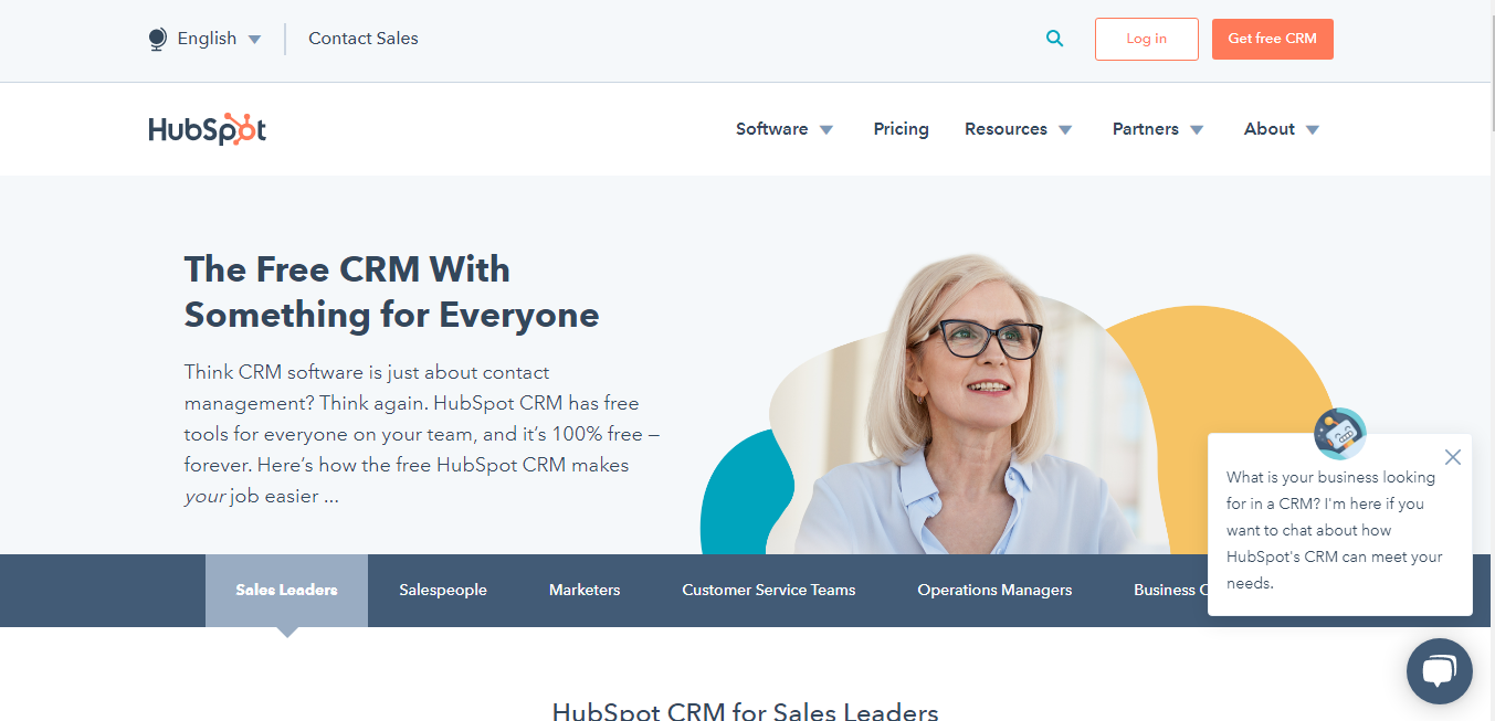 HubSpot CRM for eCommerce and Shopify