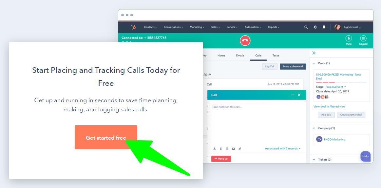 -HubSpot - Tracker