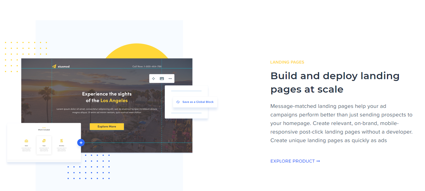 Instapage- Landing Pages