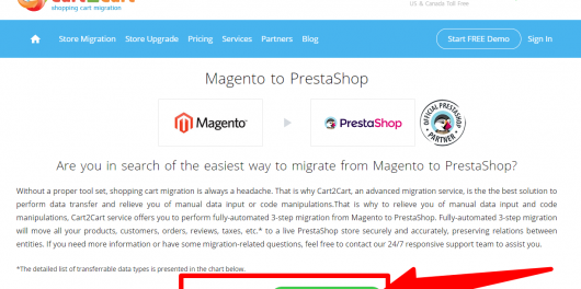 Magento_to_PrestaShop_Cart2Cart