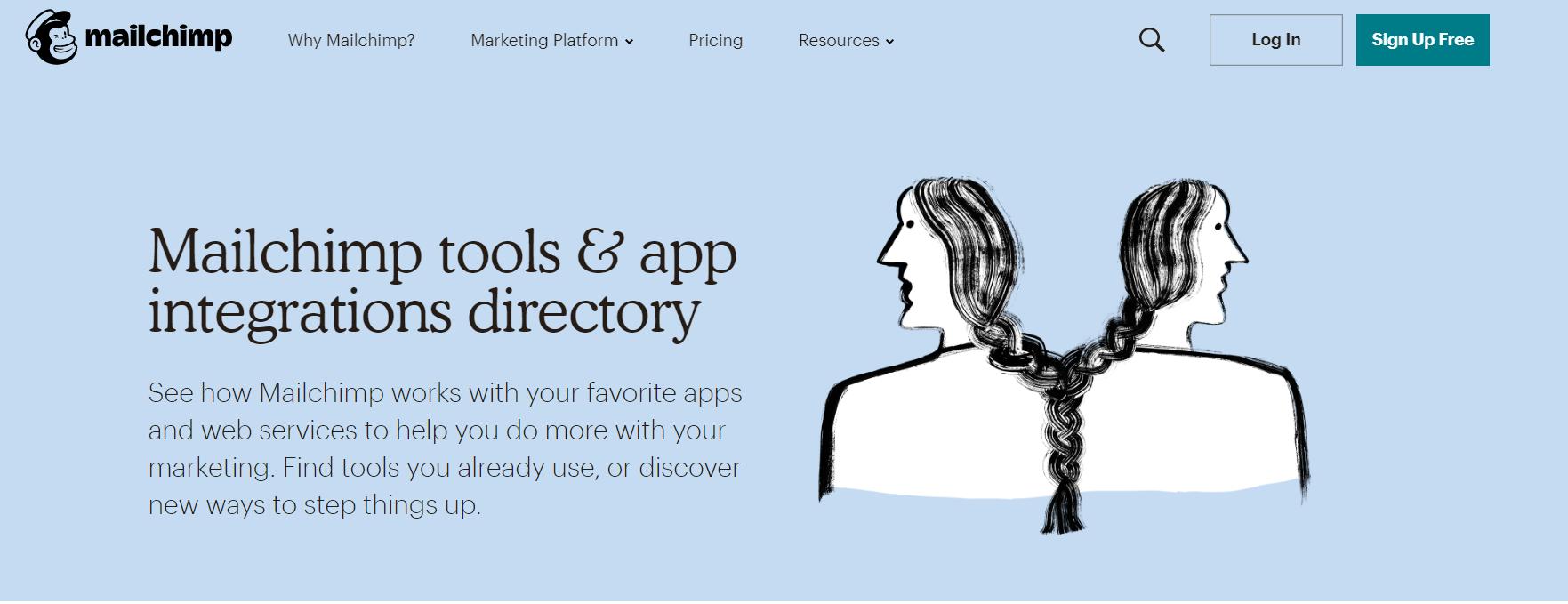 Mailchimp-Tools-Apps-Integration-Directory