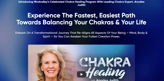 Midvalley Chakra Healing By Anodea Judith Overview