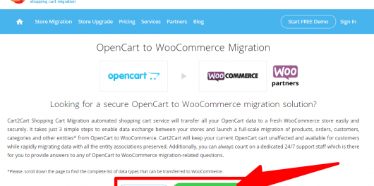OpenCart_to_WooCommerce