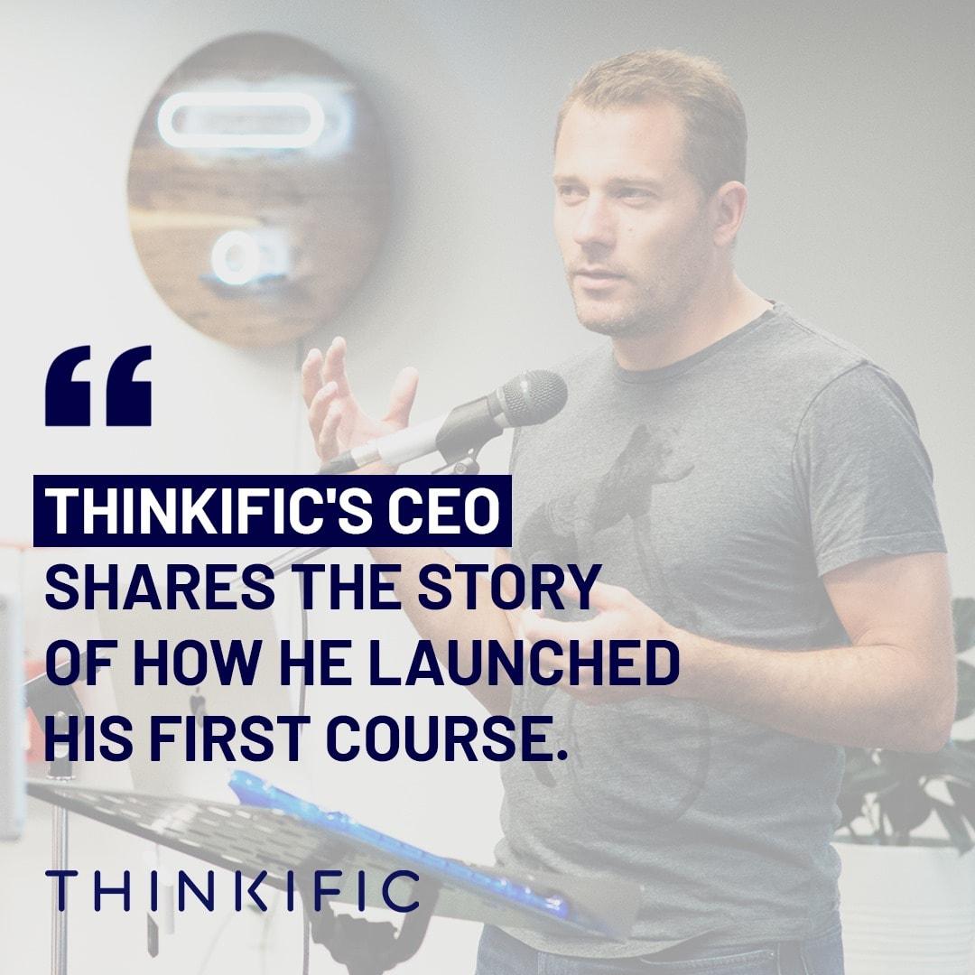 Thinkific CEO