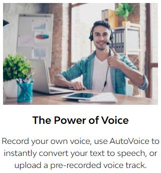 Vidnami-Voice Text