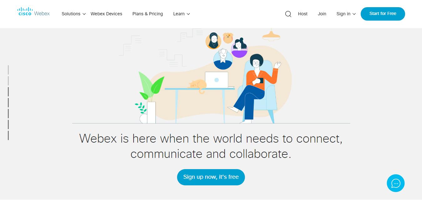 WebEx overview