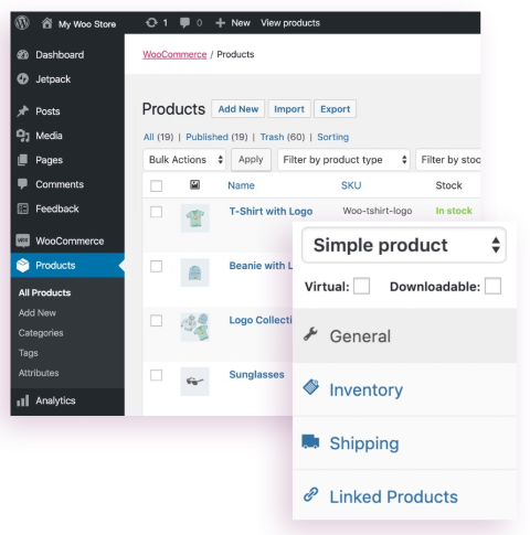 WooCommerce_ Simple Product