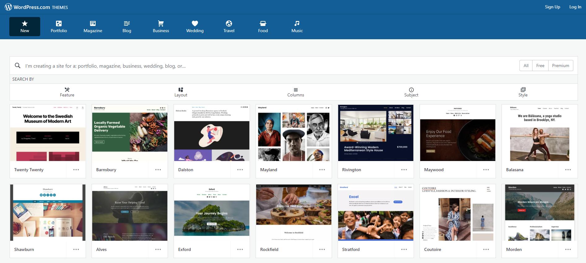 WordPress-Themes-