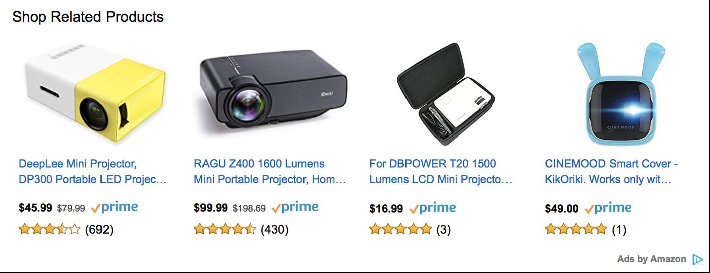 Native Ads on Amazon