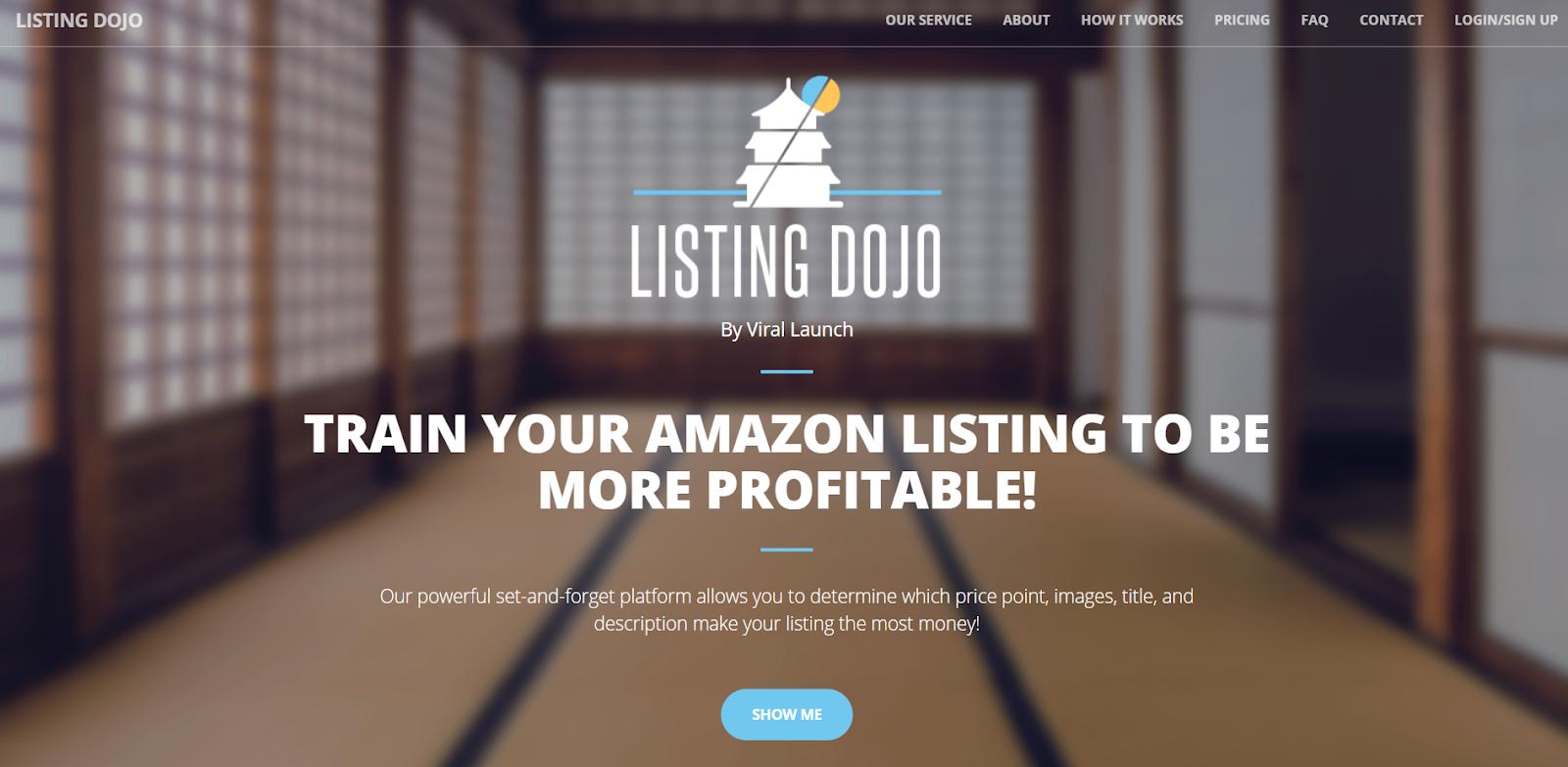 Listing Dojo