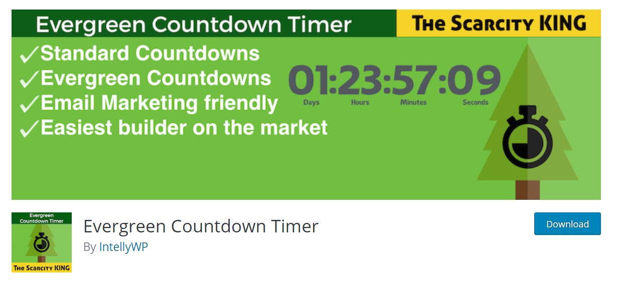 Deadline Funnels Alternatives - Evergreen Countdown Timer