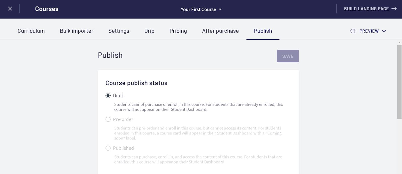 thinkific-publish-course