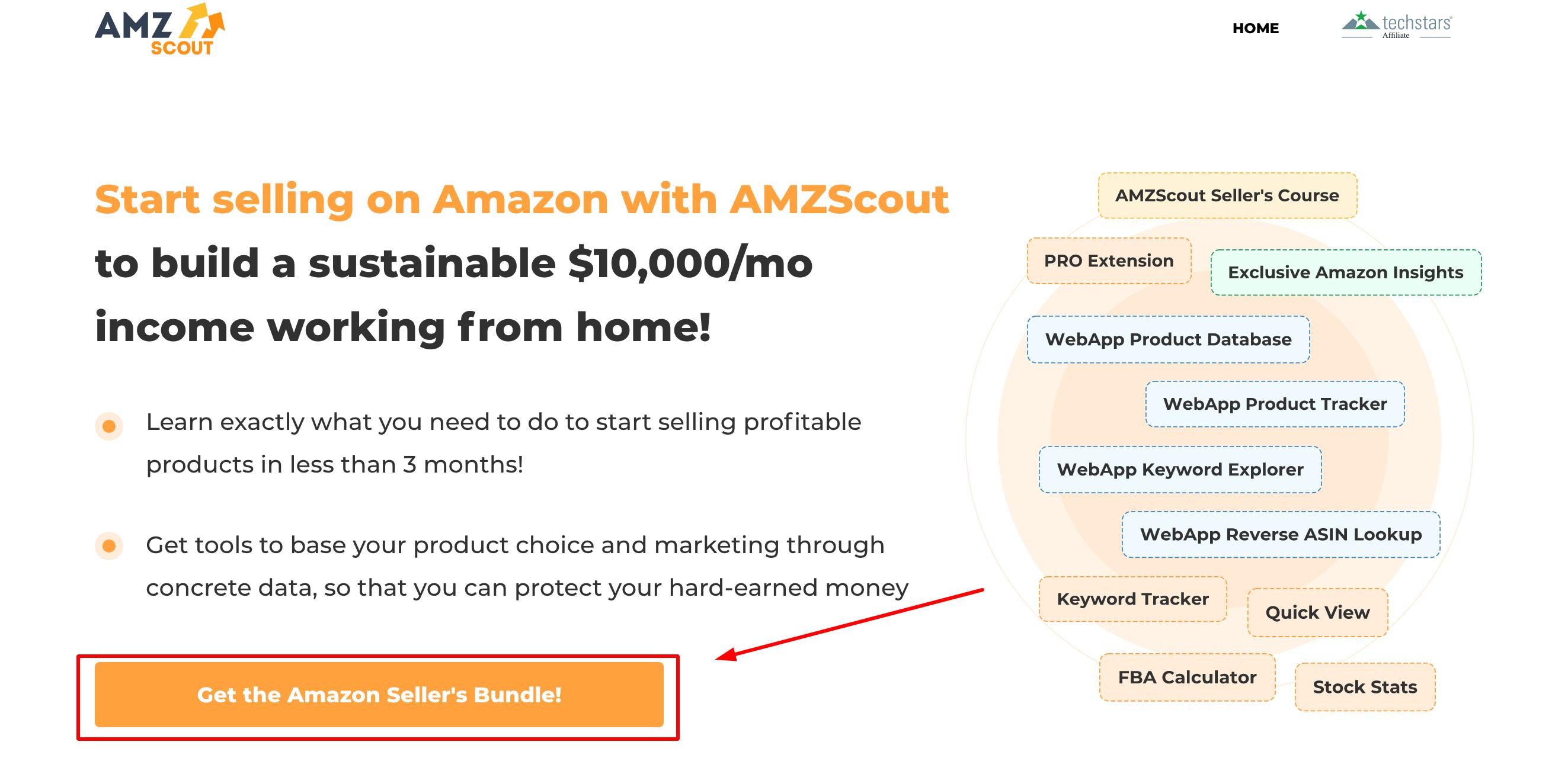 AMZScout Pro Bundle