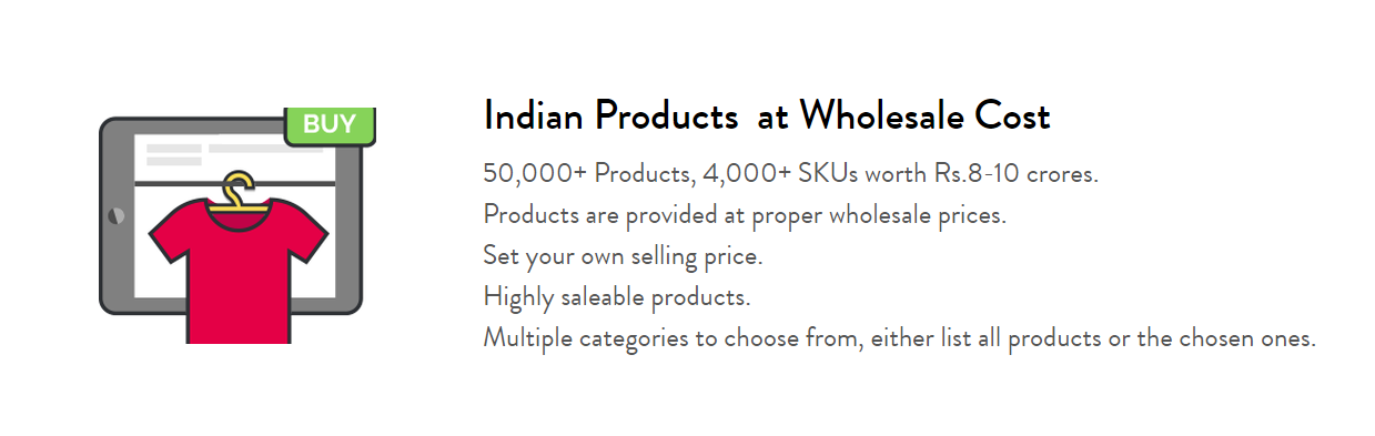 BaapStore - Wholesale Cost