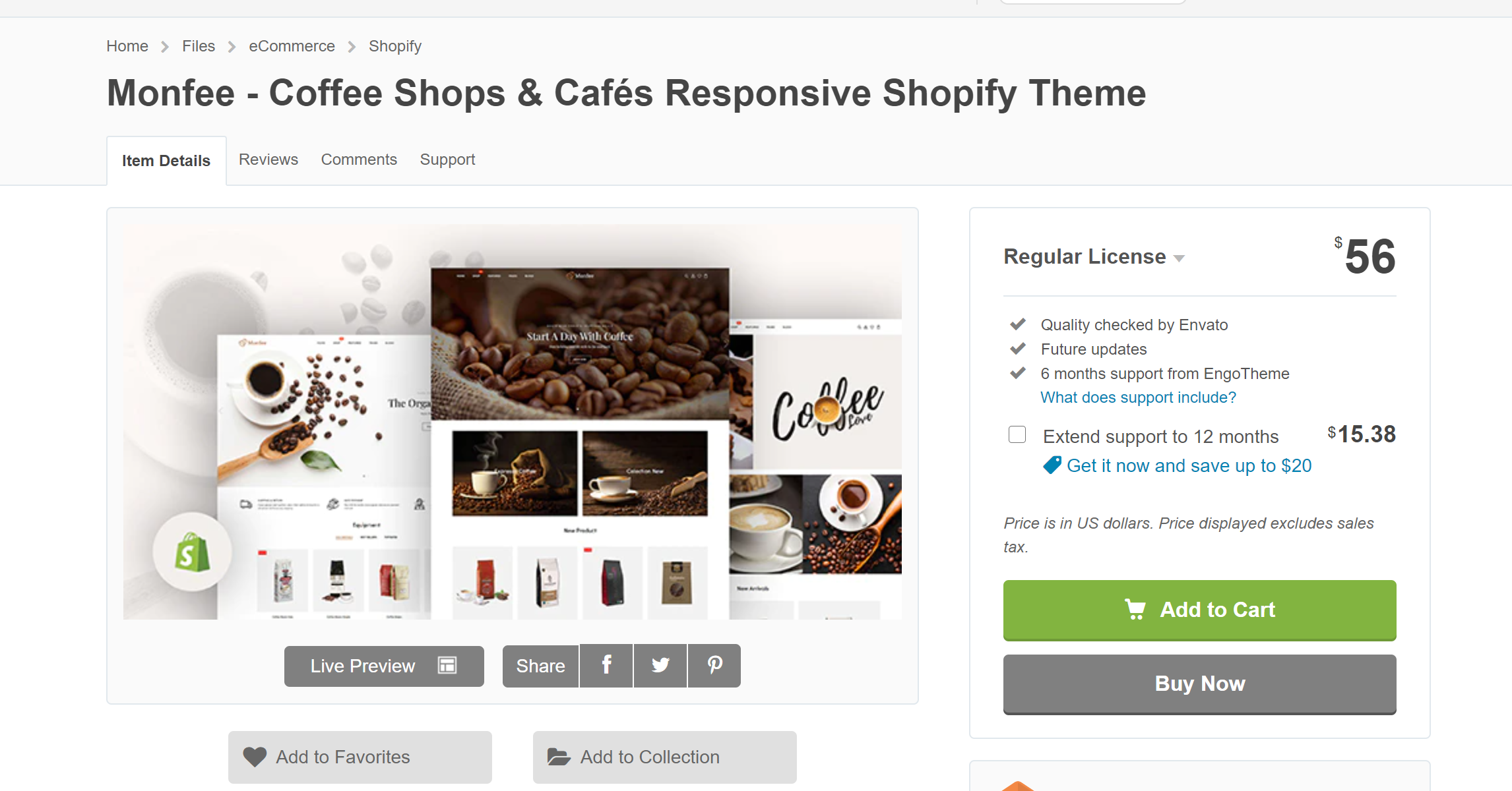 Best shopify themes high converting