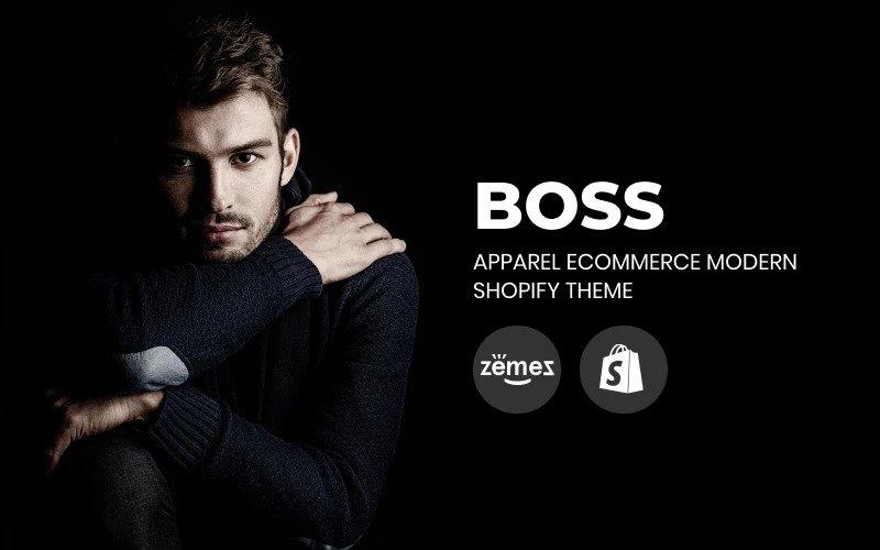 Boss Shopify theme