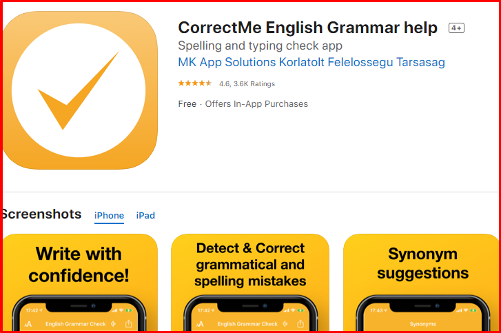 CorrectMe Overview -Best Grammar Checker Tool