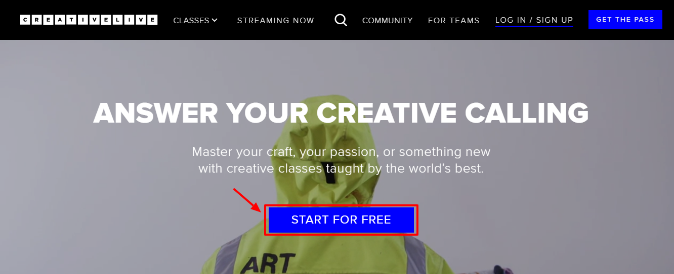 Creative Live Overview