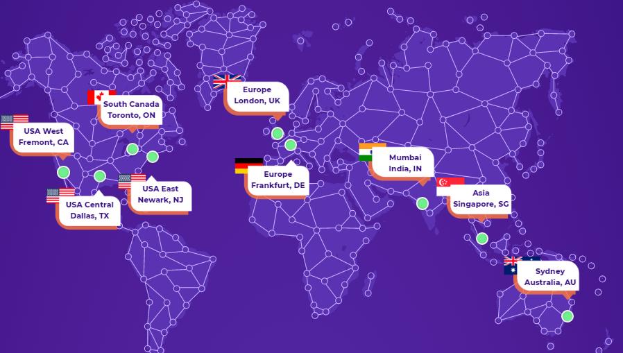 Datacenters-HostArmada dedicated servers