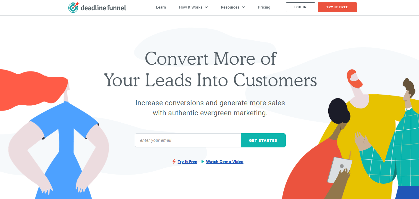 Deadline Funnels Alternatives - Deadline Funnels