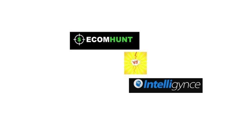 Ecomhunt vs Intelligyence detailed comparison
