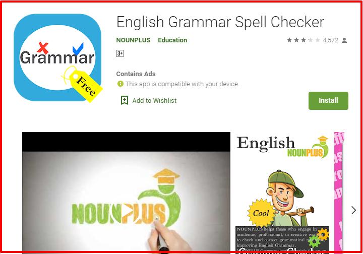 English Grammar Spell Checker Overview-Best Grammar Checker Tools