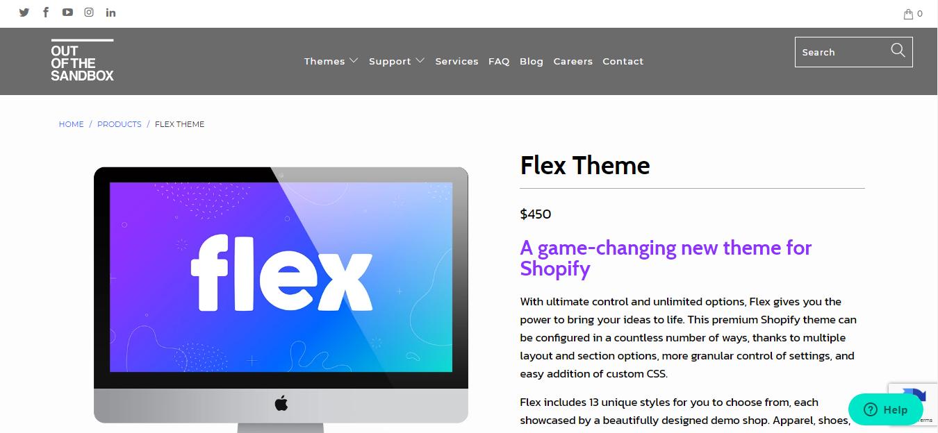 Flex Theme