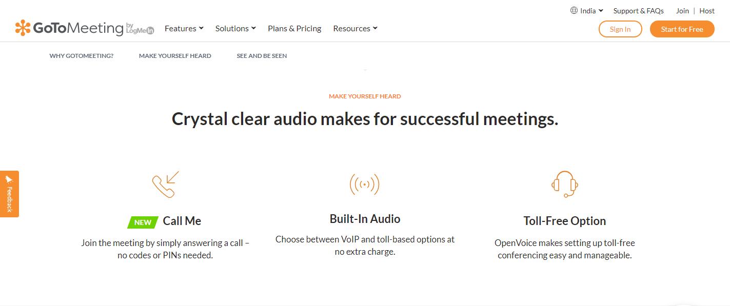 GoToMeeting-Audio setup