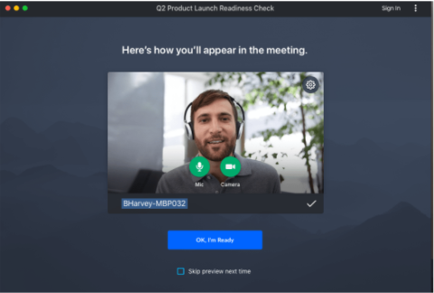GoToMeeting-Need for Video Conferencing